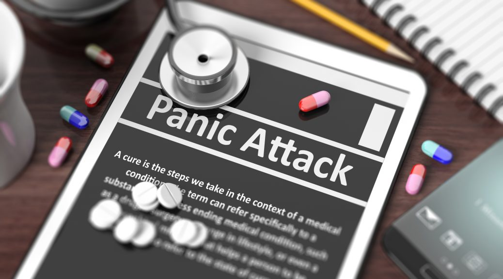 panic attack and panic disorder medication