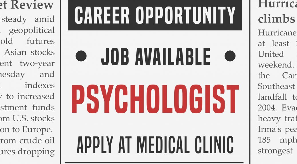 help wanted | Senior Care Psychological